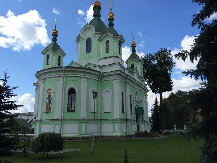 Iglesia ortodoxa, Brest